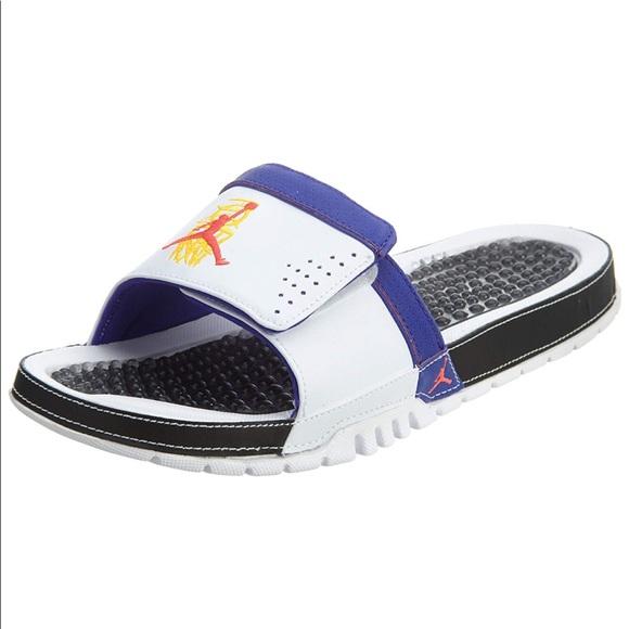 huge discount fc13a 5509d New AIR Jordan Hydro VI Sandals Slippers Slides NWT